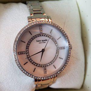 NWT Silver Kate Spade Watch